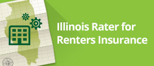 Illinois Rater for Renters Insurance